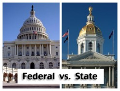 """What should the federal government do?"" - A Historical Overview"