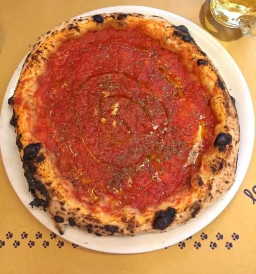 Naples style Marinara