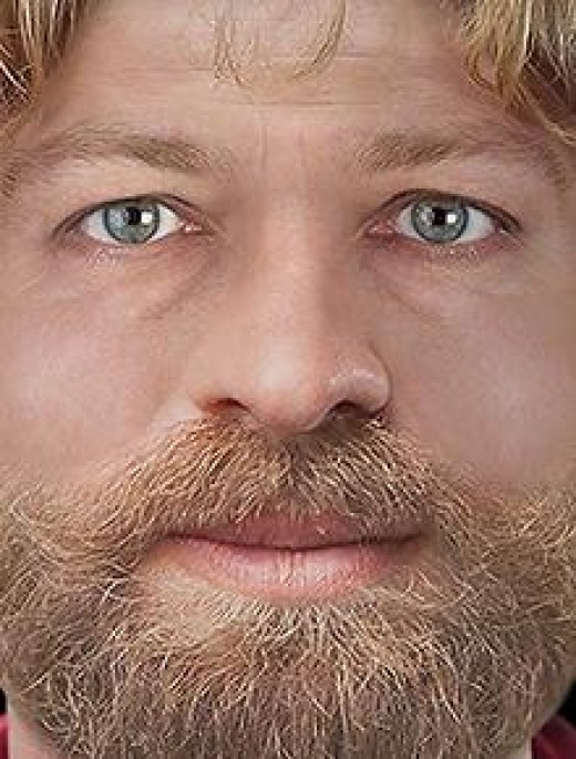 Facial reconstruction of Magnus Erlendsson to mark the 900th anniversary of his death