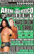 Marco-Terrible: Return of the CMLL Running Diary