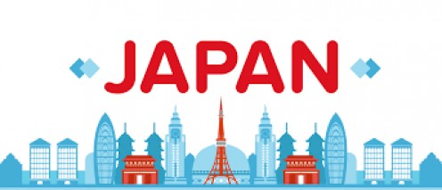 Japan is located in the Pacific Ocean and the capital city is Tokyo.