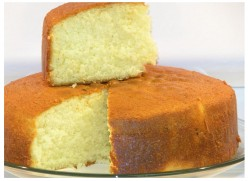 How to Make a Delicious Moist Vanilla Sponge Cake