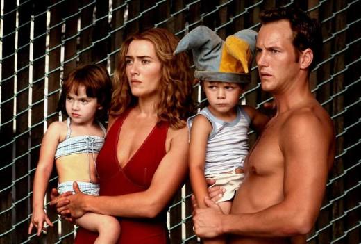 Kate Winslet and Patrick Wilson in Little Children (2006)