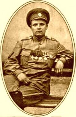 World War 1 History: Maria Bochkareva—Commander of 1st Russian Women's Battalion of Death