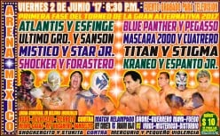 Once Upon a CMLL Running Diary