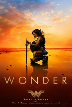 Wonder Woman. A Review