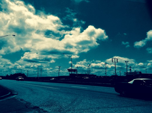 A Blue Highway