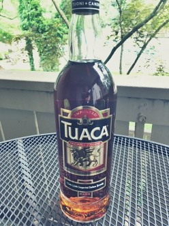 Yesterday meets today with heritage Tuaca Liquore Italiano