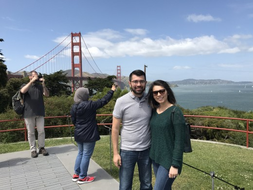 San Francisco Travels with My Husband