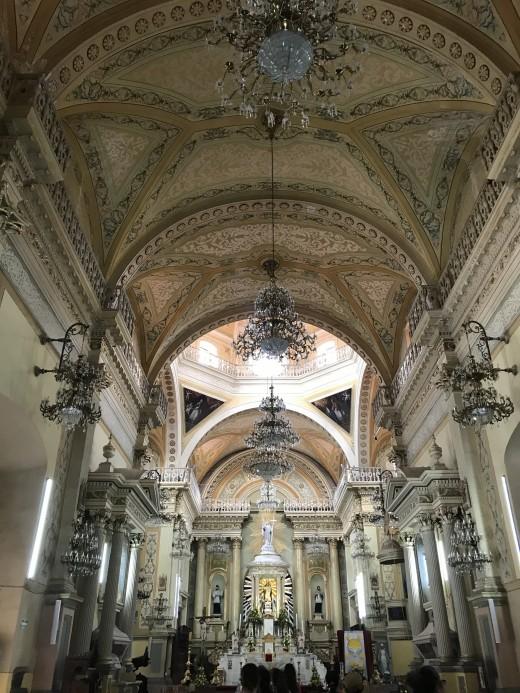 La Basilica (Interior)