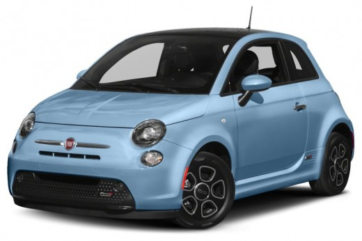 The Fiat 500e is an affordable electric vehicle that goes about 100 miles per charge