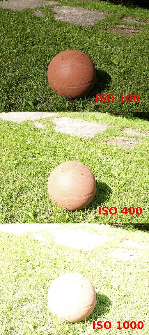 Increasing your ISO will increase your camera`s sensitivity to light, and will therefore make your images brighter.
