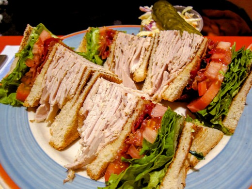 All-Time Favorite Club Sandwich