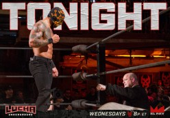 Lucha Underground: No Time for Sudden Death (And Pants)