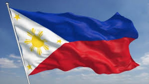 The Philippines is located in Southeast Asia in the western Pacific Ocean and Manila is the capital city.