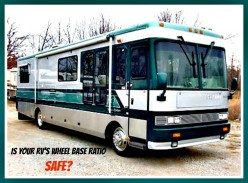 Your RV's Wheel Base Ratio Can Save Your Life