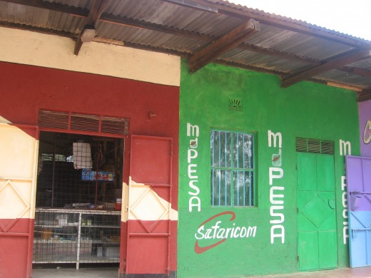 example of the service shop