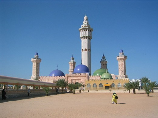 The Grand Mosque of Touba