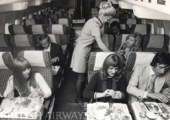 When Flying Was Luxury