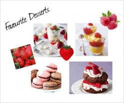 My All Time Favourite Desserts