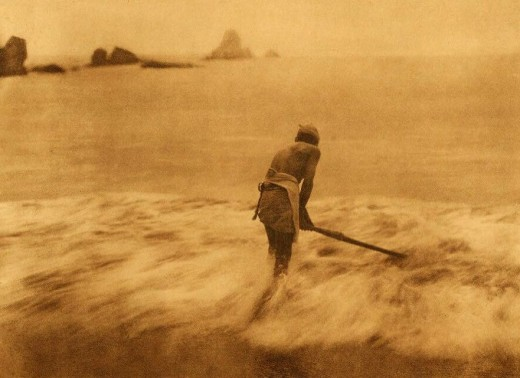 Surf fishing all but ended in the 1950s, unable to survive the increasing destruction of the fragile habitat caused by recreational use of the beaches.