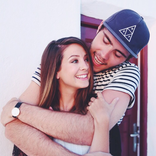 More zoella dating alfie 10
