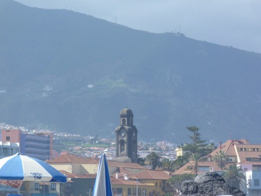 View of Puerto de la Cruz