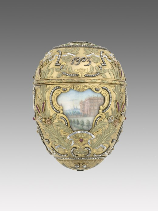 Peter the Great Egg (1903)