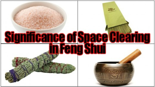 Learn the Significance of Space Clearing in Feng Shui and how to do the ritual.