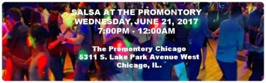 Salsa Wednesdays at the Promontory