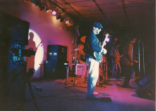 THE WHITE SUMMER BAND IN CONCERT FEATURING JIMMY SCHRADER ON GUITAR