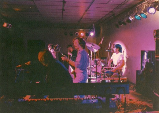 THE WHITE SUMMER BAND IN CONCERT FEATURING JIM WATKINS ON VOCALS & DRUMS