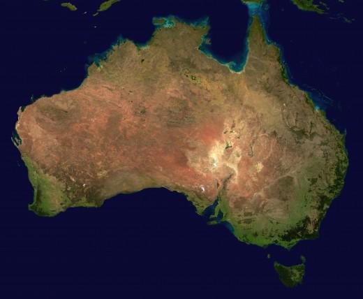 Public Domain Image from NASA