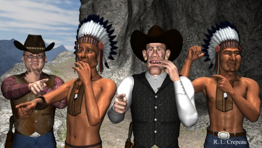 Image from DrPsychotic.com Created by Bob Craypoe, also known as R.L. Crepeau