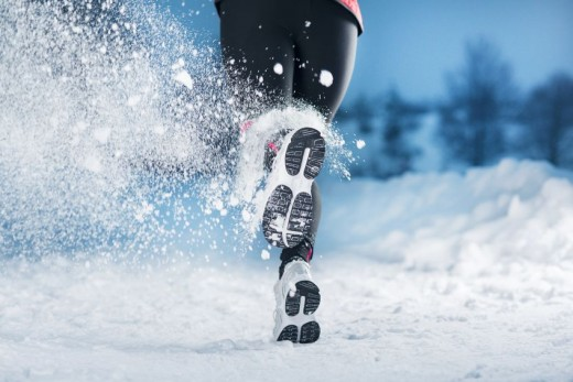 Snow can be limitless but we shouldn't let it limit us.