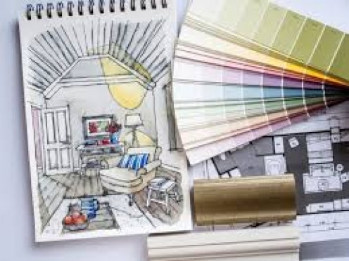 This is a Picture of some ideas from a Interior Designer.