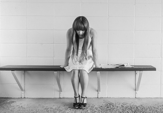 depression after a break up