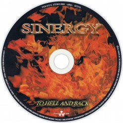 "Review: the album ""To Hell and Back"" by Finnish melodic power metal band Sinergy"