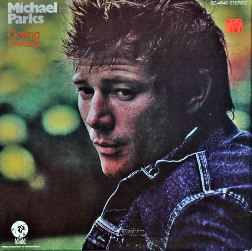 Michael on the cover of his 1969 album Closing the Gap