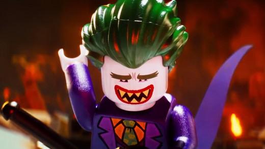 Zach Galifianakis as The Joker.