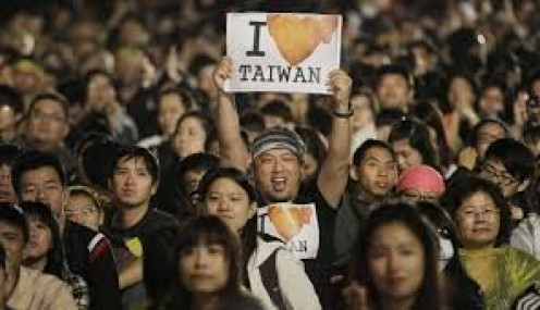 The Taiwanese are a passionate and peaceful nation of people.