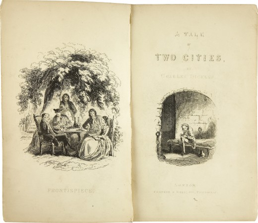 Charles Dickens, Tale of Two Cities