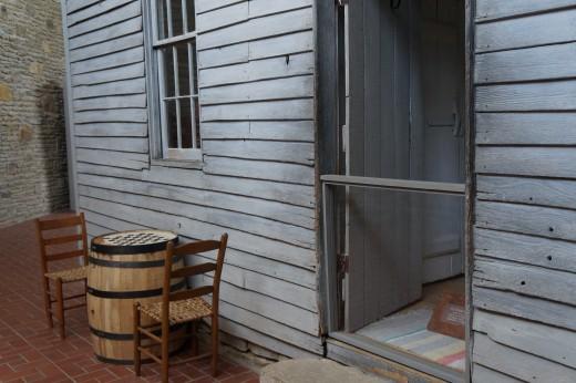 Mark Twain's birth place