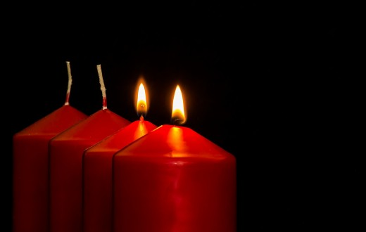 Lighting a candle does not take light from the original candle.