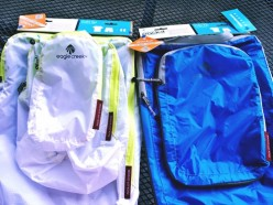 Clean, organized packing fun with Eagle Creek Pack-It