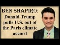 The Paris Accord And The 4 Reasons why Trump Pulling Out Was A Catastrophic Mistake