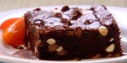 Irresistible Triple Chocolate Brownies