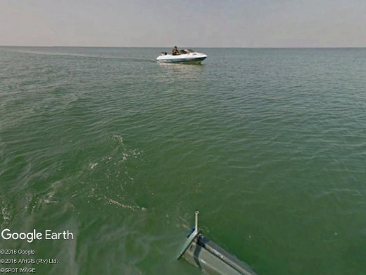 Port Dickson seas