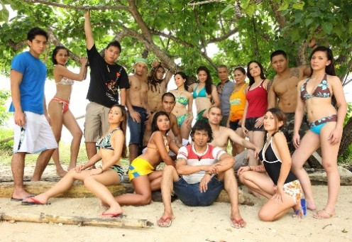 THE 18 CASTAWAYS
