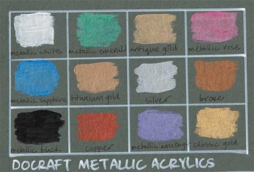 Acrylic paint all purpose Artiste docrafts 59ml